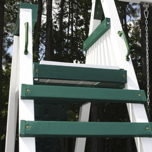 Congo Swing'N Monkey 2 Swing Set Safe Entry Ladder