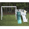 Image of Congo Swing'N Monkey 3 Position Swing Set with Play Deck