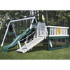 Image of Congo Swing'N Monkey 3 Swing Set with Play Deck