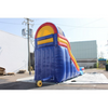 Image of 18'H Double Dip Inflatable Slide Wet n Dry (RBY)