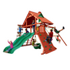Image of Gorilla Sun Palace Extreme Wooden Swing Set