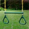 Image of gorilla trapeze swing with bar