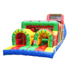 Image of 75'L Obstacle Course by Happy Jump