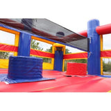 Commercial Bounce House - Interactive 5 in 1 Commercial Bounce House - The Bounce House Store