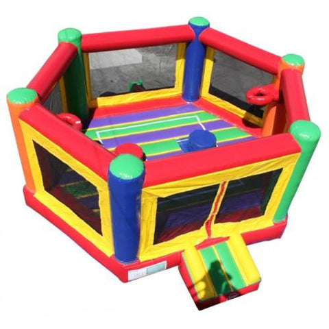 OctoDome 5 in 1 Commercial Bounce House