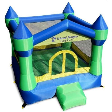 Residential Bounce House - Island Hopper Jump Party Bounce House - The Bounce House Store