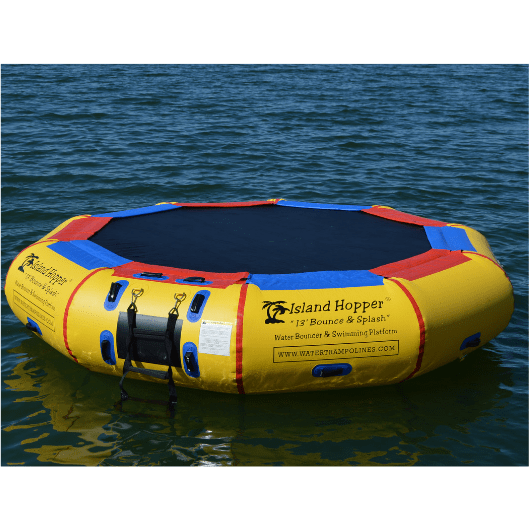 Island Hopper 13' Water Bouncer
