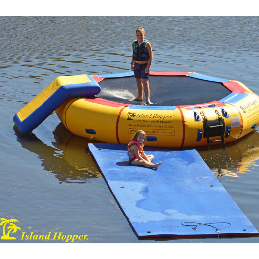 Island Hopper 20' Water Walk attachment main image