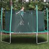 Image of Jumping on Magic Circle 16' Octagon Trampoline