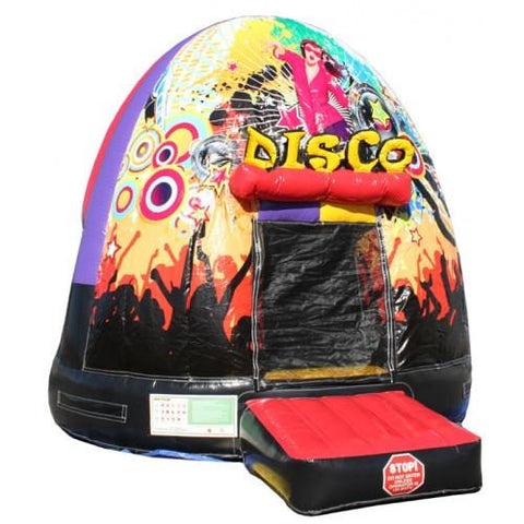 Disco Dome Commercial Bouncer