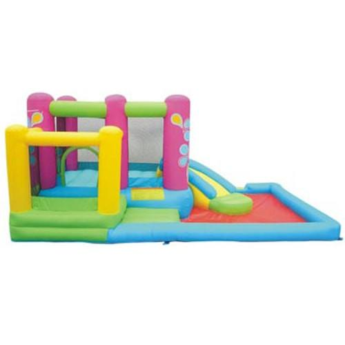 Residential Bounce House - KidWise Little Sprout All-In-One Bounce 'N Slide Combo - The Bounce House Store