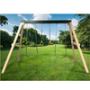 Image of Congo Swing Central Swing Set