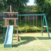 Image of kidwise safari backyard swing set