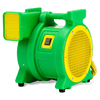 Image of B-AIR Kodiak 1 HP Bounce House Blower, Green