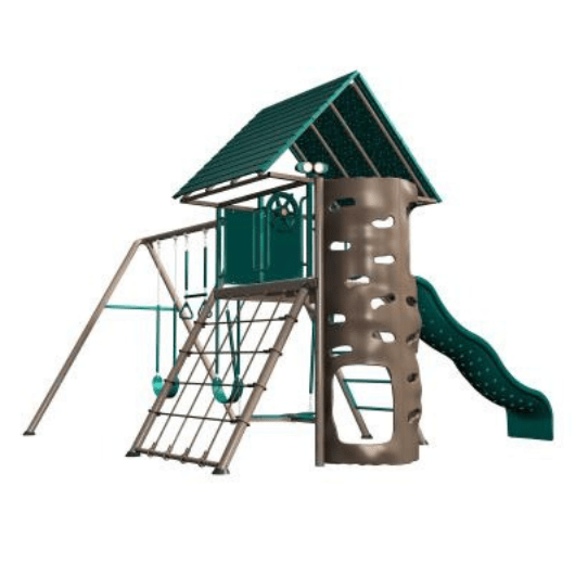 LIFETIME A-Frame Metal Playset image 2