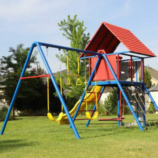 LIFETIME A-Frame Metal Playset image 4