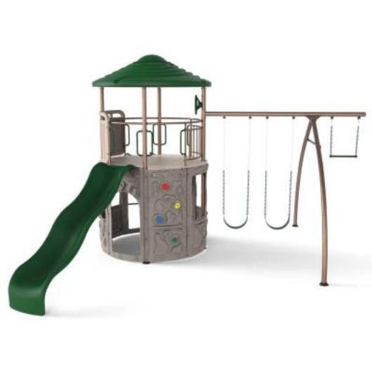 LIFETIME Adventure Tower Metal Playset