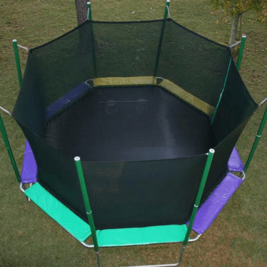 Magic Circle 16' Octagon Trampoline with Safety Net