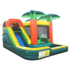 Image of Palm Tree Residential Bounce House Combo