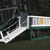 Image of Play Deck on Swing'n Monkey 3 swing set