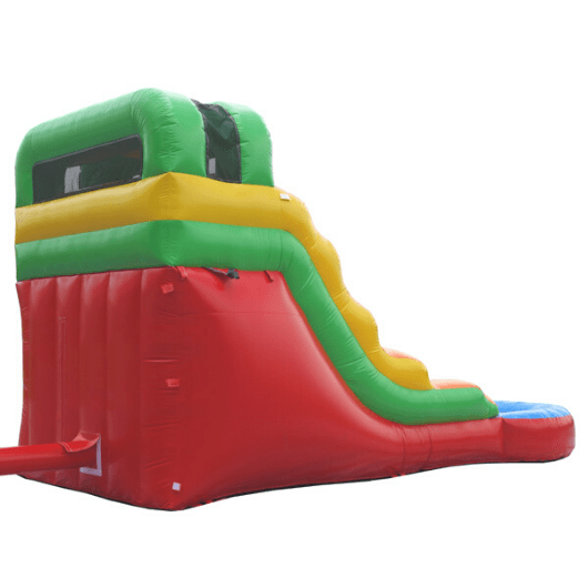 Rainbow Residential Water Slide
