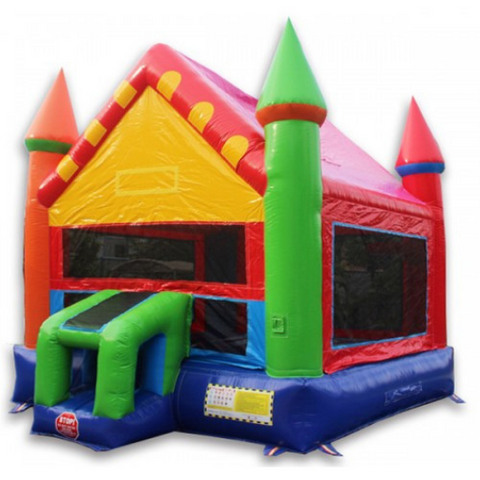 14' Commercial Bounce House Castle