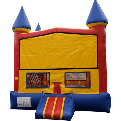 Commercial Bounce House - EZ Inflatables Castle Module Jumper - The Bounce House Store
