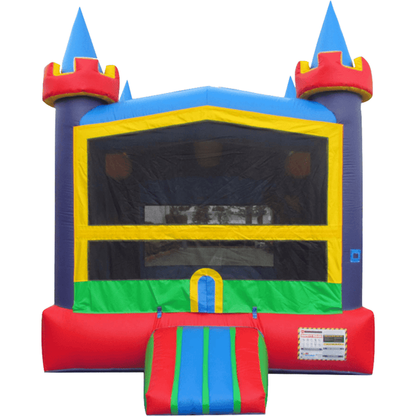 Commercial Bounce House - Lucky Module Jumper - The Bounce House Store