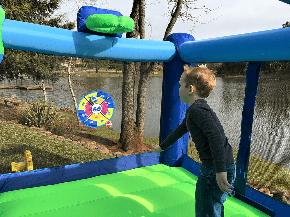 Bounce House Games - Just 4 Fun Home Page
