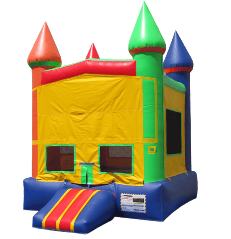 Commercial Bounce House - Mini Module Jumper - The Bounce House Store