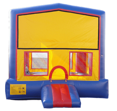 Commercial Bounce House - EZ Inflatables Module Jumper - The Bounce House Store