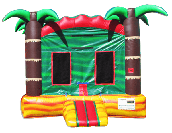 Commercial Bounce House - Tropical Fiesta Jumper - The Bounce House Store