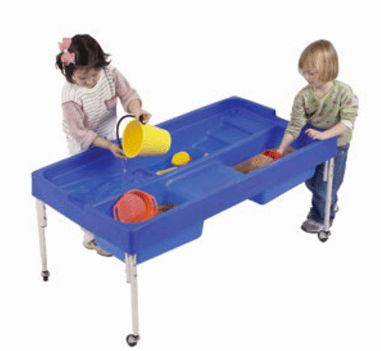 Sand And Water Tables - Discovery Sand and Water Table - The Bounce House Store