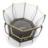 Image of SkyBound Atmos 8FT Octagonal Trampoline with Safety Net - Black