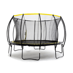 Image of SkyBound Stratos 12FT Trampoline with Full Enclosure Net System
