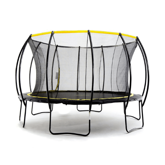 Skybound Stratos 12 ft Trampoline with Safety Enclosure