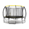 Image of Skybound Stratos 12 ft Trampoline with Safety Enclosure