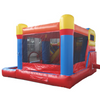 Image of Residential Combo Bounce House with Slide Wet n Dry