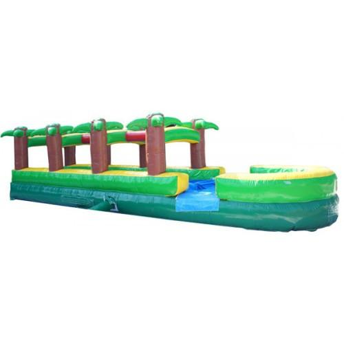 Palm Tree Inflatable Slip N Slide