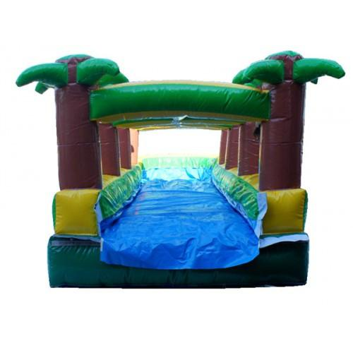 Moonwalk USA Palm Tree Inflatable Slip N Slide