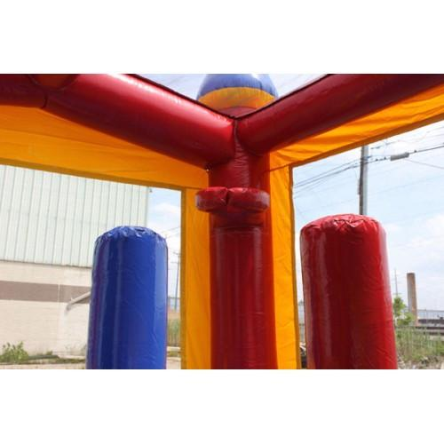 MoonWalk USA Module Castle Commercial Bounce House