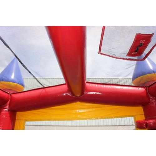 MoonWalk USA Castle Commercial Bounce House
