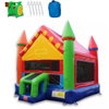 Image of Commercial Bounce House - 14' Castle Commercial Bouncer - The Outdoor Play Store