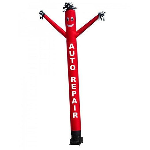Air Dancer - LookOurWay Auto Repair AirDancer® 20ft - The Bounce House Store