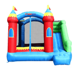 Bounceland Residential Royal Palace Bounce House with Slide