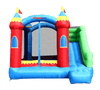 Image of Residential Bounce House - Bounceland Royal Palace Bounce House with Slide - The Bounce House Store