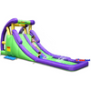 Image of Residential Bounce House - Bounceland Double Water Slide - The Bounce House Store