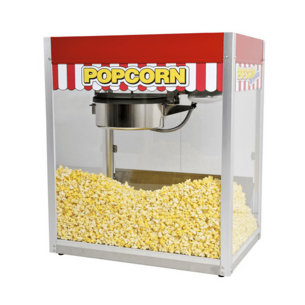 Popcorn Machine - Classic Popcorn Popper Machine - The Bounce House Store