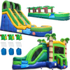 Image of commercial bounce house package bundle