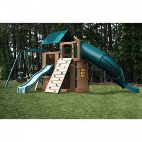 congo explorer tree house climber playset